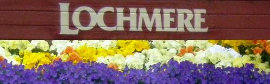 Lochmere Entrance Signs